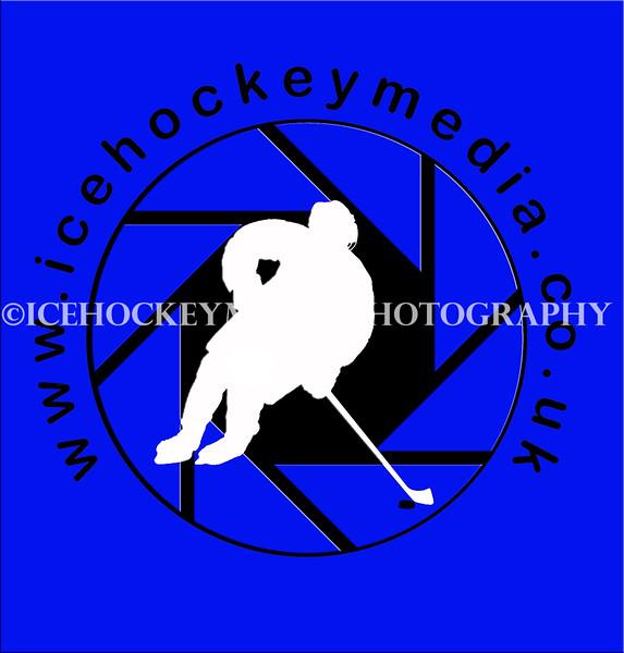 IceHockeyMedia ROUND BLU back