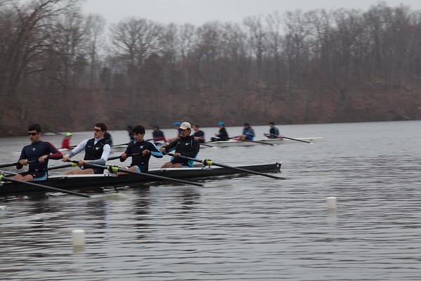 Whitman Boys Spring Break Rowing Camp