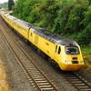Network Rail Measurement Train.