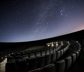 Whitney and Elizabeth MacMillan Planetarium at the Bell Museum