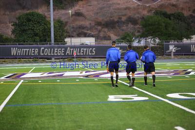 8-2017-09-27 Mens Soccer Whittier v Caltech-984