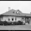 2933 Dalton Avenue, Los Angeles, CA, 1925