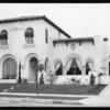 3666 Aureola Boulevard, Los Angeles, CA, 1929