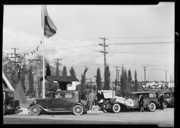 Leimert Park sale publicity, Walter H. Leimert Co. Incorporated, Los Angeles, CA, 1931
