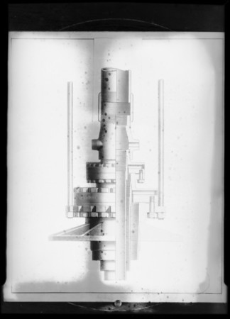H.P. casing head, Regan Engineering Co., Southern California, 1930