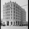 New Glendale branch, Los Angeles First National Bank, Southern California, 1928