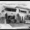 Duplex - 223 South Orange Drive, Los Angeles, CA, 1928
