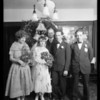 Mr. Chamberlain Wedding, Southern California, 1925