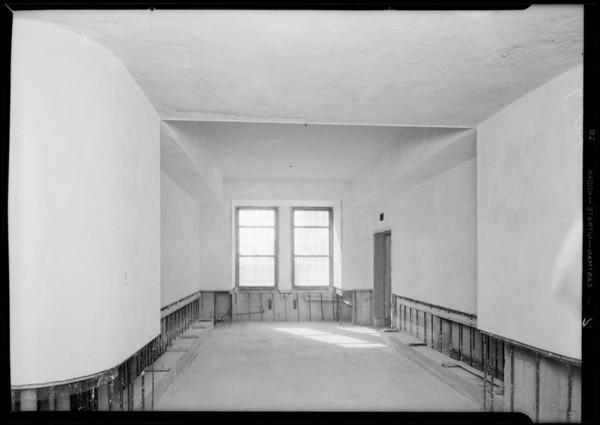 County Hospital, Falgren Co., Los Angeles, CA, 1931