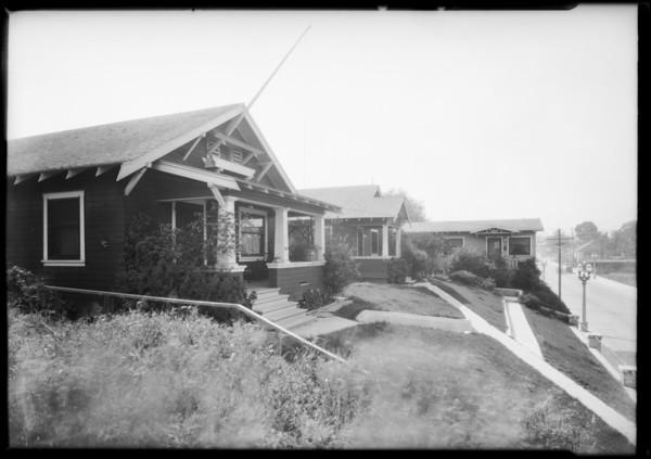 323-339 West 8th Street, San Pedro, Los Angeles, CA, 1928