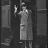 Mr. Ferringer arrives at East Los Angeles, Southern California, 1931