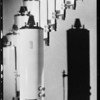 Composite of heaters, Papico Water Heater Co., Southern California, 1931