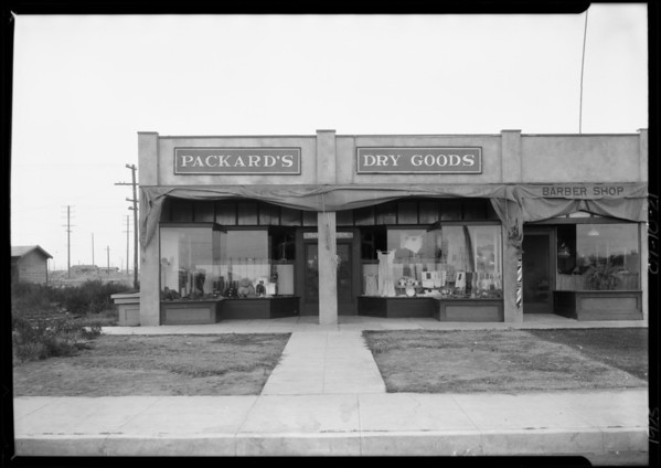915 East Slauson Ave, Los Angeles, CA, 1925