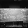 Blackboard, 712 South Spring Street, Los Angeles, CA, 1925
