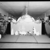 Easter stage for kiddies, J. W. Robinson, Southern California, 1925