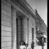 Pacific-Southwest Bank, front of San Pedro & Vernon Branch, Los Angeles, CA, 1925