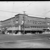 Northwest Corner of Melrose & Western, Los Angeles, CA, 1925