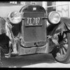 Buick coupe belonging to E. H. Lopnow, at 1717 W. Pico Boulevard, Los Angeles, CA, 1931