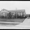 1125 South Palm, Beverly, Southern California, 1928