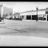 Intersection, Venice Boulevard and Broadway, Los Angeles, CA, 1931
