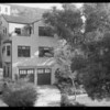 Home at 3004 North Beachwood Drive, Los Angeles, CA, 1928