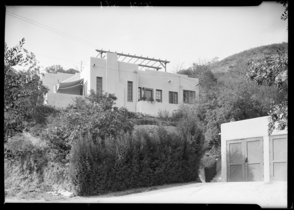 2457 North Gower Street, Los Angeles, CA, 1925