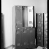 Worley & Co. lockers, Southern California, 1925
