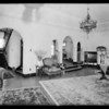Interiors of Lindeguist home, 4937 Angeles Vista Boulevard, Los Angeles, CA, 1929