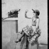 Riverside fair pageant (Miss Muir), Southern California, 1925