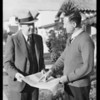 Leimert Park sale publicity, Walter H. Leimert Co. Incorporated, Los Angeles, CA, 1931