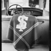 Automobile robes, Emblem Petroleum Co., Southern California, 1931