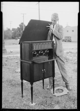1769 North Highland Avenue, Pacific Coast Radio Co., Los Angeles, CA, 1925