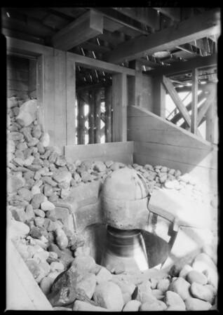 Officials inspecting plant at Baldwin Park, CA, 1928