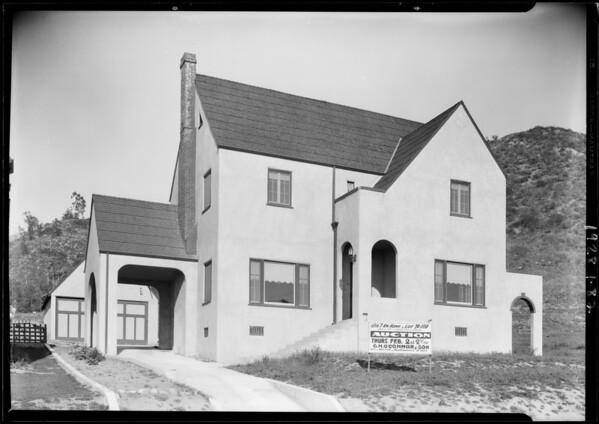 915 Crestview Avenue, Glendale, CA, 1928