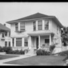 837 East Adams Boulevard, Los Angeles, CA, 1925