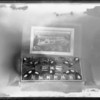 Boxes of fruit candy, Southern California, 1929