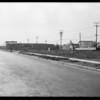Corner, South Fairfax Avenue and Colgate Avenue, Los Angeles, CA, 1929