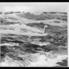 Copy of painting - periscope of submarine, Southern California, 1929