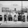 J.M. Fickling Plumbing Shop, 1725 South Vermont Avenue, Los Angeles, CA, 1928