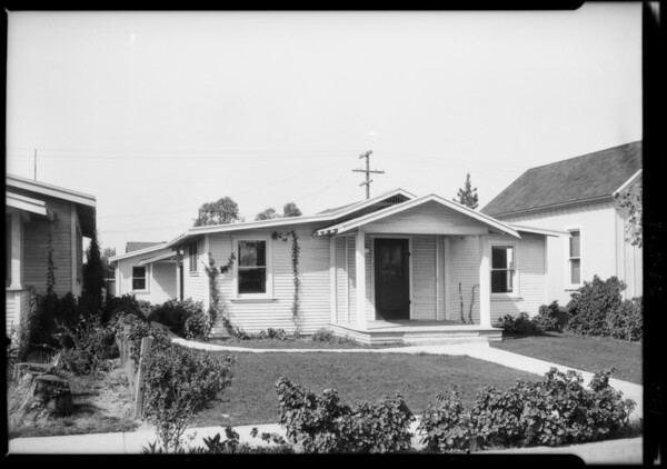 145 West 97th Street, Los Angeles, CA, 1925