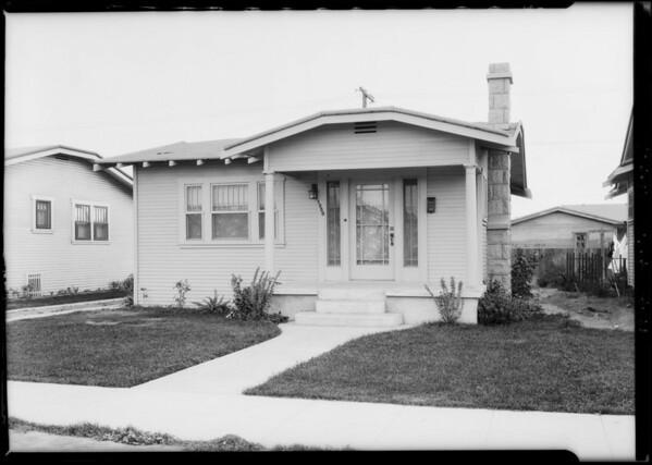 Hammond & Pierce, Los Angeles, CA, 1924