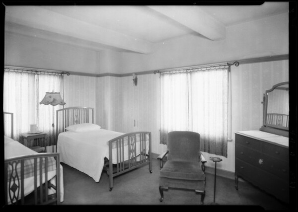Padre Hotel, 1963 North Cahuenga Boulevard, Los Angeles, CA, 1928