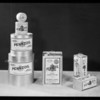 Studio shots, cans, etc., Pennzoil Co., Southern California, 1930
