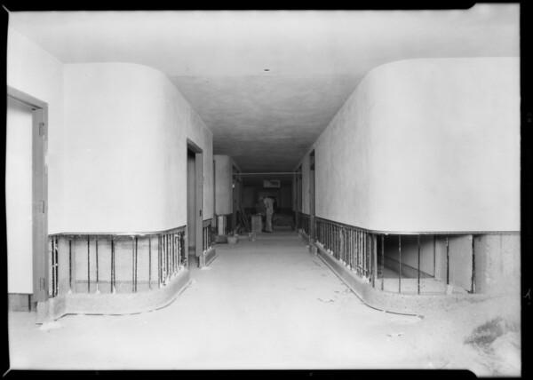 County Hospital Co., Los Angeles, CA, 1931