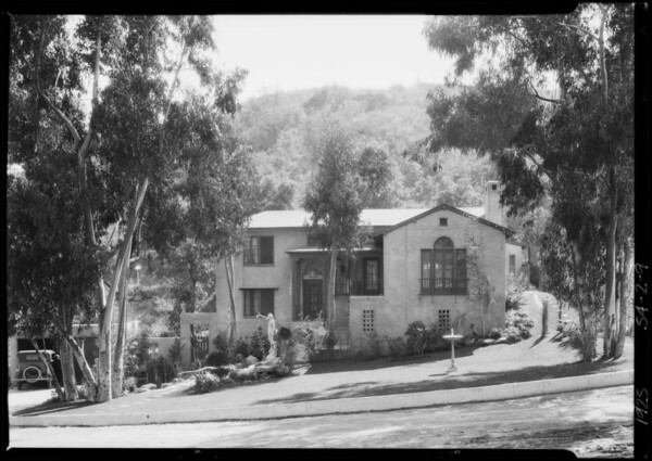 5500 Red Oak Drive, Los Angeles, CA, 1925