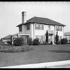Newton Home, Meadow Grove, Flintridge, CA, 1925