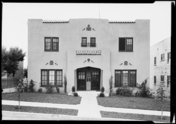 659 Imogen Avenue, Los Angeles, CA, 1925