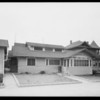 Court #36, 40, 42, 46, Trolley Way, Venice, Los Angeles, CA, 1928