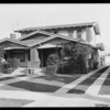 4017-4019 West 18th Street, Los Angeles, CA, 1928
