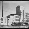 Theme Hosiery Co. building, Southern California, 1930